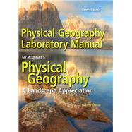 Physical Geography Laboratory Manual by Hess, Darrel, 9780134561011