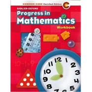 Progress in Mathematics  Student Workbook: Grade 1 (88715) by SADLIER, 9780821551011