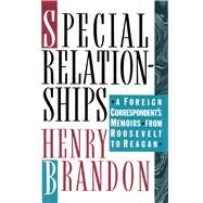 Special Relationships by Brandon, 9781501131011