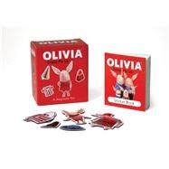 Olivia Dress Me Up: Magnetic Kit by Running Press, 9780762451012