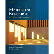 Marketing Research Methodological Foundations (with Qualtrics Card) by Iacobucci, Dawn; Churchill, Gilbert A., 9781439081013