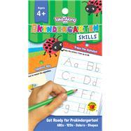 My Take-along Tablet Prekindergarten Skills by Brighter Child; Carson-Dellosa Publishing Company, Inc., 9781483841014