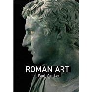 Roman Art by Zanker, Paul; Heitmann-gordon, Henry, 9781606061015