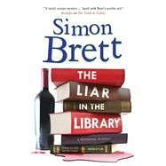 The Liar in the Library by Brett, Simon, 9781780291017