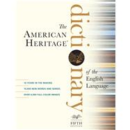 The American Heritage Dictionary of the English Language by Houghton Mifflin Harcourt Publishing Company, 9780547041018