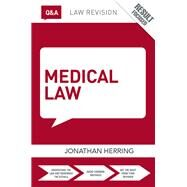 Q&A Medical Law by Herring; Jonathan, 9781138831018