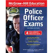 McGraw-Hill Education Police Officer Exams, Second Edition by Palmiotto, Michael; Birzer, Michael; McKenney Brown, Alison, 9781260121018