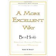 A More Excellent Way by Wright, Henry W., 9781603741019