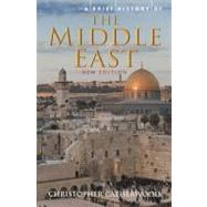A Brief History of the Middle East by Catherwood, Christopher, 9780762441020