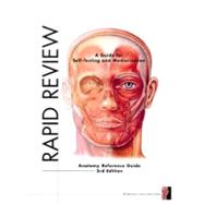 Rapid Review Anatomy Reference Guide by Unknown, 9781605471020