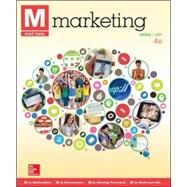 M: Marketing by Grewal, Dhruv; Levy, Michael, 9780077861025