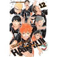 Haikyu!!, Vol. 12 by Furudate, Haruichi, 9781421591025
