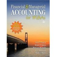 Financial and Managerial Accounting for MBAs by Easton, 9781618531025