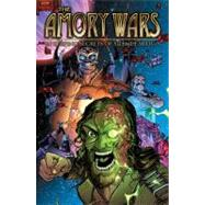 Amory Wars: In Keeping Secrets of Silent Earth: 3 by Claudio Sanchez; Peter David; Chris Burnham, 9781608861026