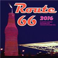 Route 66 2016 Calendar by Rock Point, 9781631061028