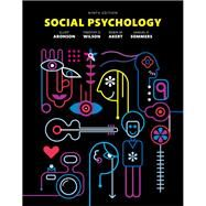 Social Psychology Plus NEW MyPsychLab with Pearson eText -- Access Card Package by Aronson, Elliot; Wilson, Timothy D.; Akert, Robin M.; Sommers, Samuel R., 9780134131030