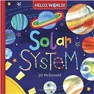 Solar System by McDonald, Jill, 9780553521030
