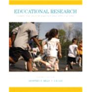 LL: Educational Research Competencies for Analysis and Applications, Enhanced Pearson eText -- Access Card Package by Mills, Geoffrey E.; Gay, L. R., 9780134041032