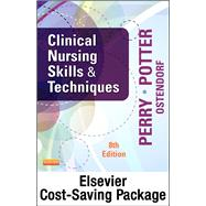 Clinical Nursing Skills & Techniques by Perry, Anne Griffin, R.N., 9780323101035