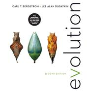 Evolution (Second Edition) by Bergstrom, Carl T.; Dugatkin, Lee Alan, 9780393601039