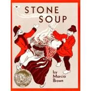 Stone Soup by Marcia Brown; Marcia Brown, 9780689711039