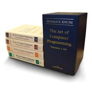 The Art of Computer Programming, Volumes 1-4A Boxed Set by Knuth, Donald E., 9780321751041
