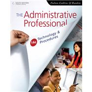 The Administrative Professional Technology & Procedures by Fulton-Calkins, Patsy; Rankin, Dianne; Shumack, Kellie A., 9780538731041