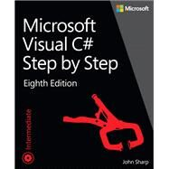 Microsoft Visual C# Step by Step by Sharp, John, 9781509301041