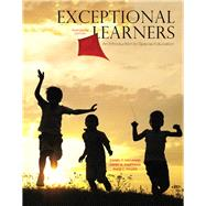 Exceptional Learners: An Introduction to Special Education, Loose-Leaf Version, Thirteenth Edition by Daniel P. Hallahan;   James M. Kauffman;   Paige C. Pullen, 9780133571042
