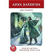 Anna Karenina by Tolstoy, Leo; Evans, Tony (ADP), 9781911091042
