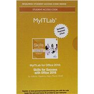 MyITLab with Pearson eText --  Access Card -- for Skills for Success with Office 2016 by Adkins, Margo Chaney; Hawkins, Lisa; Hain, Catherine; Murre-Wolf, Stephanie, 9780134481043