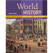 World History by Duiker, William J.; Spielvogel, Jackson J., 9781337401043