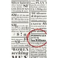 Personals by Williams, Ian, 9781554811045