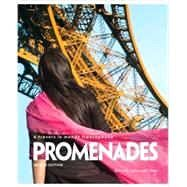 Promenades 2nd Edition Bundle - Student Edition, Supersite Code, Workbook/Video Manual and Lab Manual by VHL, 9781618571045