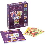 The Art of Tarot by Dean, Liz, 9781904991045