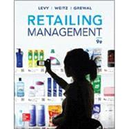 Retailing Management, 9th Edition by Levy, Michael; Weitz, Barton; Grewal, Dhruv, 9781260071047