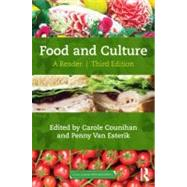 Food and Culture : A Reader by CAROLE COUNIHAN; MILLERSVILLE, 9780415521048