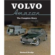 Volvo Amazon by Dredge, Richard, 9781785001048