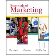 Essentials of Marketing A Marketing Strategy Planning Approach by Perreault, Jr., William; Cannon, Joseph; McCarthy, E. Jerome, 9780077861049