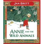 Annie and the Wild Animals by Brett, Jan, 9780399161049