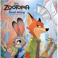 Zootopia Read-Along Storybook & CD