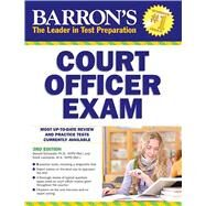 Barron's Court Officer Exam, 3rd Edition by Schroeder, Donald J., Ph.d.; Lombardo, Frank, 9781438001050