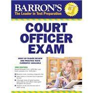 Barron's Court Officer Exam by Schroeder, Donald J., Ph.d.; Lombardo, Frank, 9781438001050