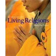 Living Religions by Fisher, Mary Pat, 9780136141051