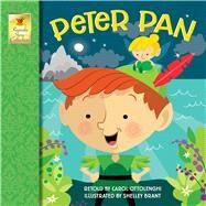 Peter Pan by Brighter Child; Carson-Dellosa Publishing Company, Inc., 9781483841052