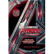 Marvel's Avengers: Age of Ultron: The Deluxe Junior Novel by Wyatt, Chris, 9780316301053