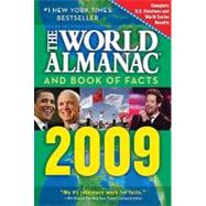 The World Almanac and Book of Facts, 2009 by Joyce, C. Alan, 9781600571053