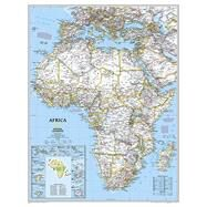 Africa Classic by National Geographic Maps, 9780792281054