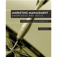 Marketing Management by Peter, J. Paul; Donnelly, Jr, James, 9780077861056