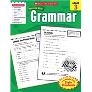 Scholastic Success With: Grammar, Grade 3 by Unknown, 9780545201056